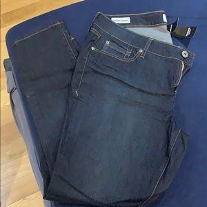 Torrid curvy skinny jeans new. 14S